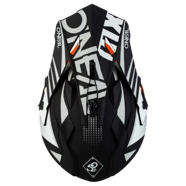 ONeal Мотокрос Каска 2 Series Spyde 2.0 (Black / White / Orange)