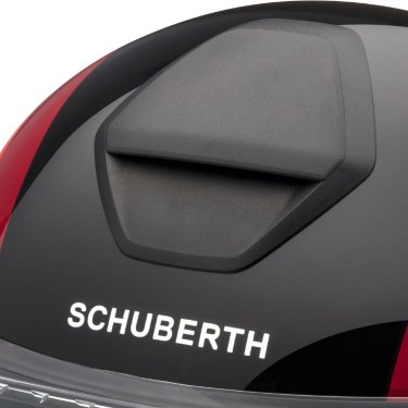 Schuberth Каска за Мотор M1 Pro Outline Red (отворена)