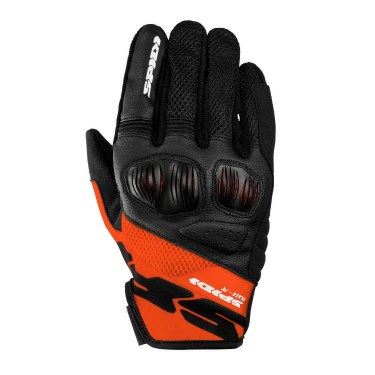 SPIDI Мото Ръкавици Flash-R Evo (Black/Orange)