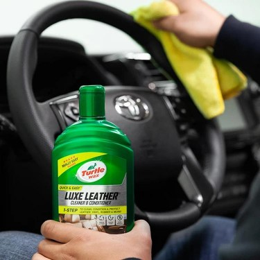 Turtle Wax Препарат за кожа Luxe Leather 500 мл